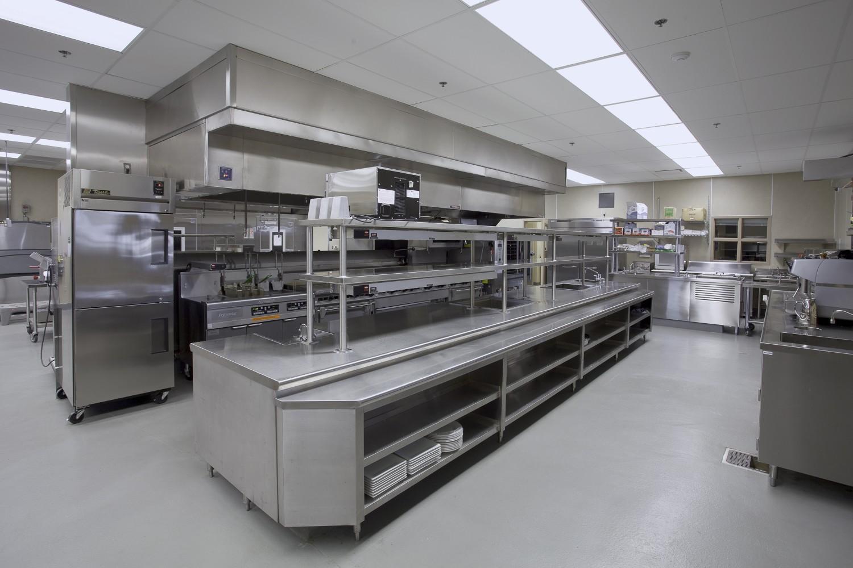 Large Commissary Kitchen New
